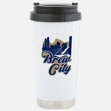 Brew City Travel Mug