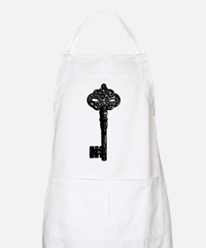 Skeleton Key Apron