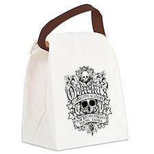 Ophelia's Academy Canvas Lunch Bag