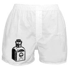 Poison Bottle Boxer Shorts