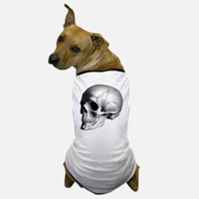 Skull Illustration Dog T-Shirt