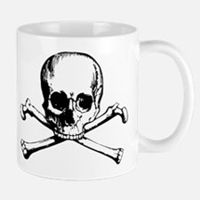Classic Skull And Crossbones Mug