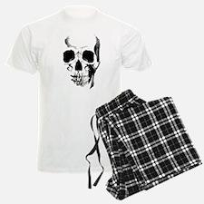 Skull Face Pajamas