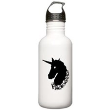 Gothic Unicorn Stainless Water Bottle 1.0L