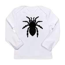 Tarantula Spider Long Sleeve Infant T-Shirt