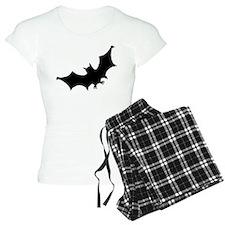 Bat Silhouette Pajamas