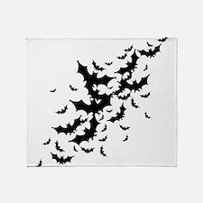 Lots Of Bats Throw Blanket