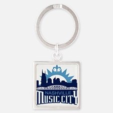 Music City Keychains