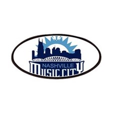 Music City Patches