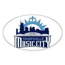 Music City Decal