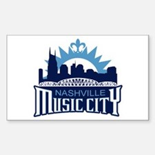 Music City Decal