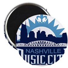 Music City Magnet