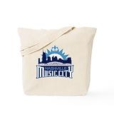 Nashville Totes & Shopping Bags