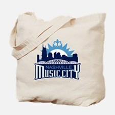 Music City Tote Bag