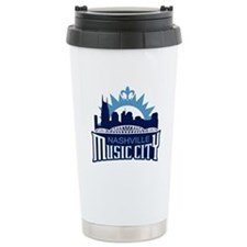 Music City Travel Mug