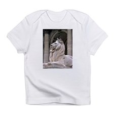 NY Public Library Lion: Fortitude Infant T-Shirt