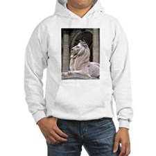 NY Public Library Lion: Fortitude Hoodie