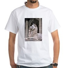 NY Public Library Lion: Fortitude T-Shirt