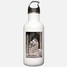 NY Public Library Lion: Fortitude Water Bottle
