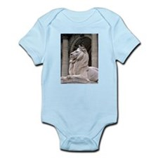 NY Public Library Lion: Fortitude Body Suit