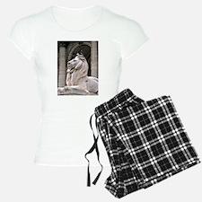 NY Public Library Lion: Fortitude Pajamas