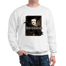 Poe Raven Nevermore Sweatshirt