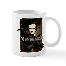 Poe Raven Nevermore Small Mug