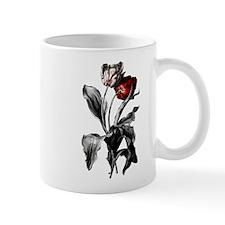 Gothic Dark Tulips Mug