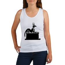 Jackal On Shrine Women's Tank Top