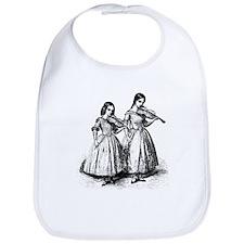 Surly Violin Girls Bib