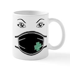 Gothic Medical Mask Mug