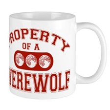 Property Of A Werewolf Mug