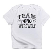 Team Werewolf Infant T-Shirt