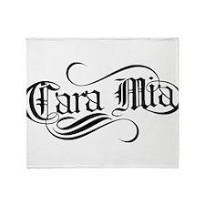 Cara Mia Throw Blanket