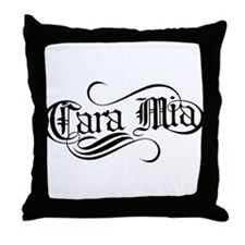 Cara Mia Throw Pillow