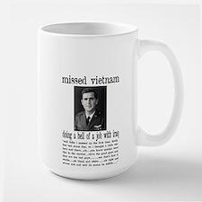 Pilot Dubya A.W.O.L Mug