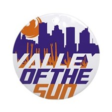 Valley of the Sun Ornament (Round)