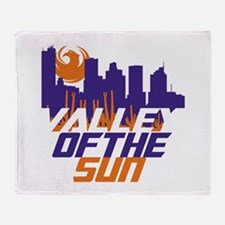 Valley of the Sun Throw Blanket