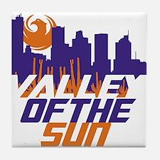 Valley of the Sun Tile Coaster