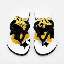 Steel City Flip Flops