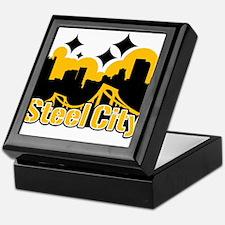 Steel City Keepsake Box