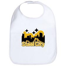 Steel City Bib