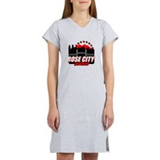 Rose City Women's Nightshirt