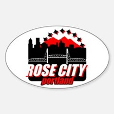 Rose City Decal