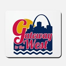 Gateway to the West Mousepad
