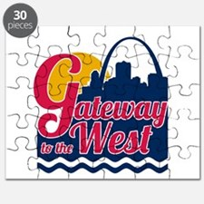 Gateway to the West Puzzle