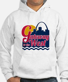 Gateway to the West Hoodie