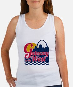 Gateway to the West Tank Top
