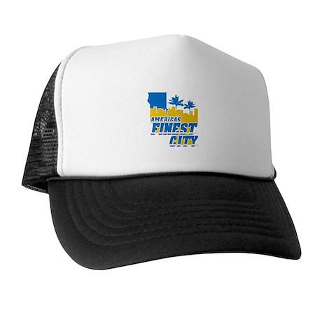 Americas Finest City Trucker Hat