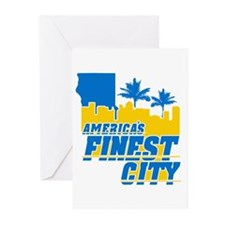 Americas Finest City Greeting Cards (Pk of 20)